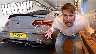 MY INSANE C63 AMG RACE EXHAUST UPGRADE!!