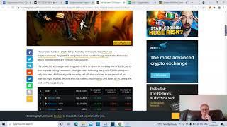 Crypto News - Cardano most developed on blockchain