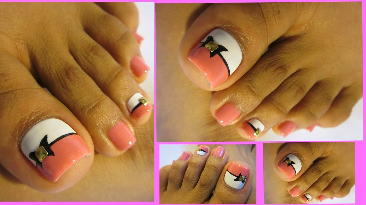 Bonito Y R 225 Pido Pedicure Paso A Paso Pretty And Easy Toe