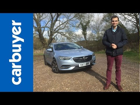 Vauxhall Insignia Grand Sport review (Opel Insignia) – James Batchelor – Carbuyer