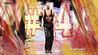 "2014: Kevin Nash 9th WWE Theme Song - ""Rockhouse"" (3rd WWE Edit) + Download Link ᴴᴰ"