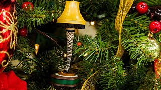 Christmas Keepsake Ornament Reveal -