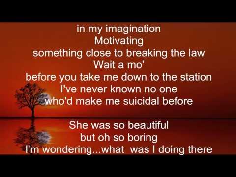 Simply Red - So Beautiful - Scroll  Lyrics