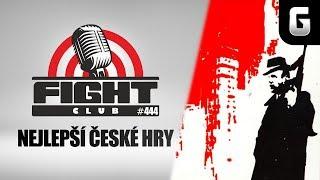 Fight Club #444 o nejlepších českých hrách