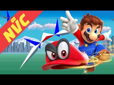 Breaking Down the Star Fox 2 Review & the Latest Super Mario Odyssey Footage - NVC Ep. 377