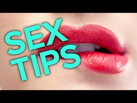 7 Tips For Better Sex