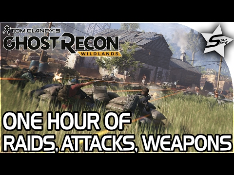 BASE RAIDS, OUTPOST ATTACKS, SNIPING & WEAPONS!! - HOUR OF G