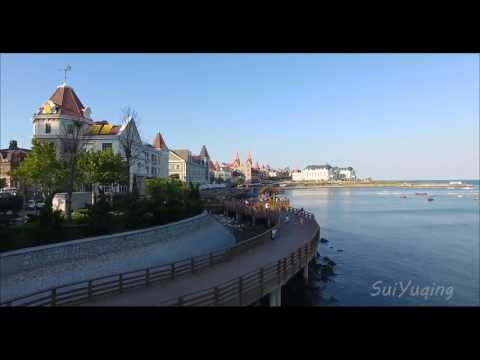 【视频看中国系列】Yantai,a beautiful sea city of china