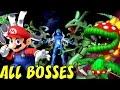 Super Smash Bros  Brawl   All Bosses  No Damage    Cutscenes