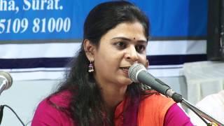 urvashi radadiya live dayro surat 2018 muskan group