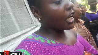 Mama amkata mtoto wa Jirani kwa kiwembe kisa ugomvi wa watoto wa miaka mi 3 na mi 4