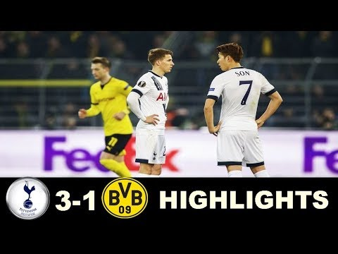 Tottenham vs Dortmund 3 1   All Goals & Extended Highlights -Champions League 13/09/2017