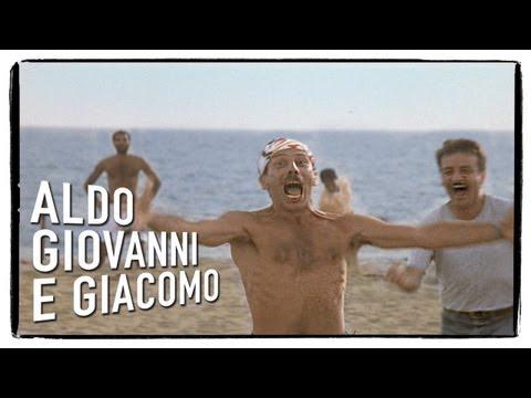 Italia - Marocco da Tre uomini e una gamba di Aldo Giovanni e Giacomo