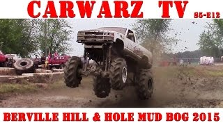 carwarz tv s5e12 berville hill and hole mud bog 2015