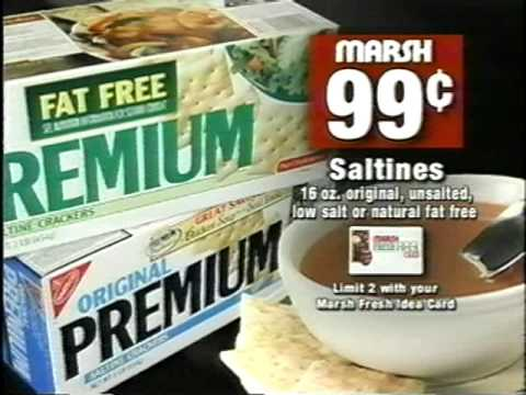 March 2001 - Marsh Supermarket Commercial