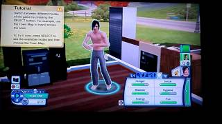 Andy Biersack Dancing on Sims 3 pets =]