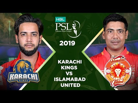 Match 32: Eliminator 1 Full Match Highlights Karachi Kings Vs Islamabad United | HBL PSL 2019