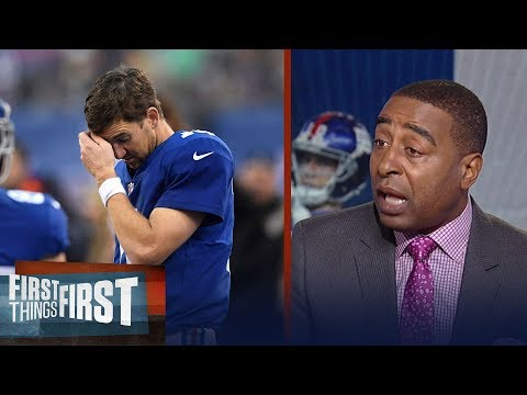 The Giants Have An Opportunity To Move On From Eli Manning This Offseason | FIRST THINGS FIRST