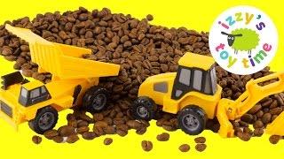 Cars for Kids | Dump Trucks! Truck Videos for Children | Construction Vehicles Toys Fun for Kids