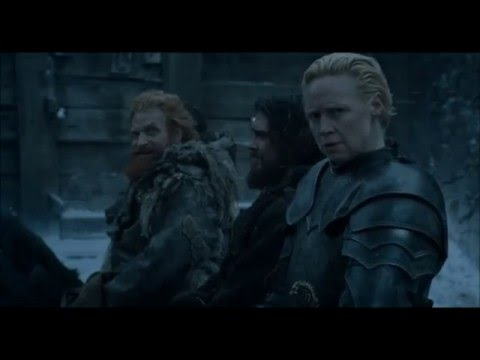 Tormund Giantsbane Brienne