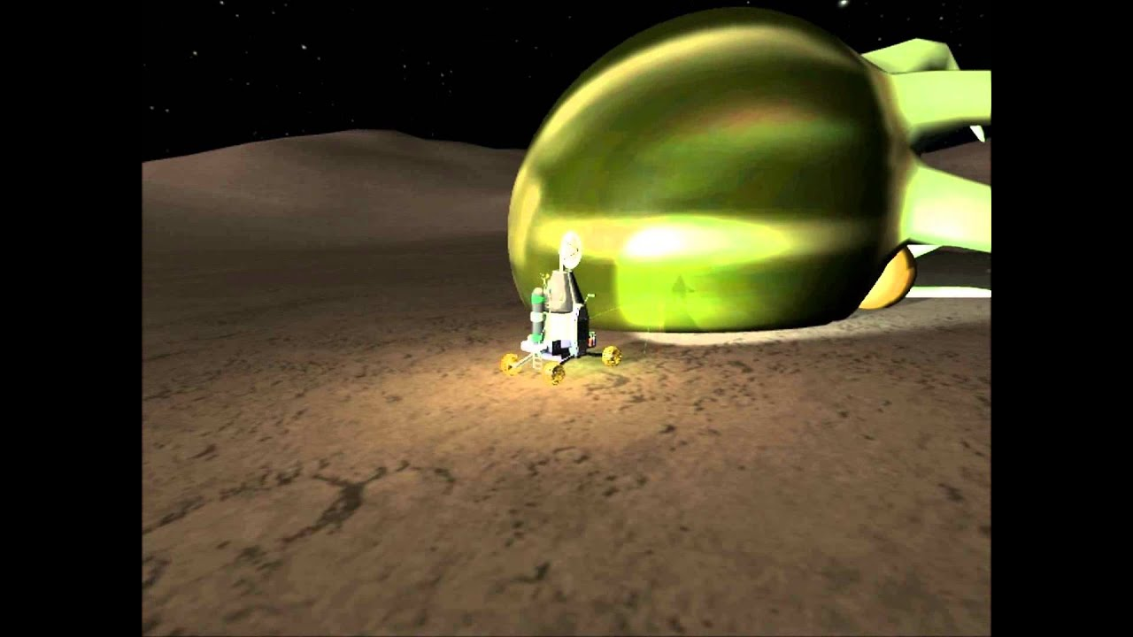 Kerbal Space Program - Probe exploration of the Jool ...