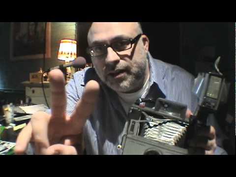 Polaroid (Folding Camera) Tips: Painting with Light