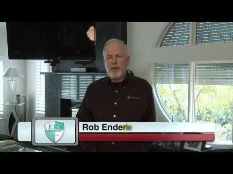 Rob Enderle talks about the dual purpose of Exterior Rolling Shutters