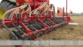 Matermacc siewniki zbozowe MSD oraz Grano