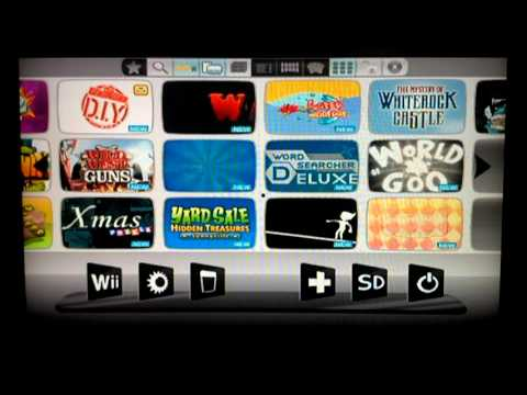 how to make a wiiware game