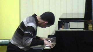 ד.שוסטקוביץ - שלושה ריקודים פנטסטיים אופוס 5