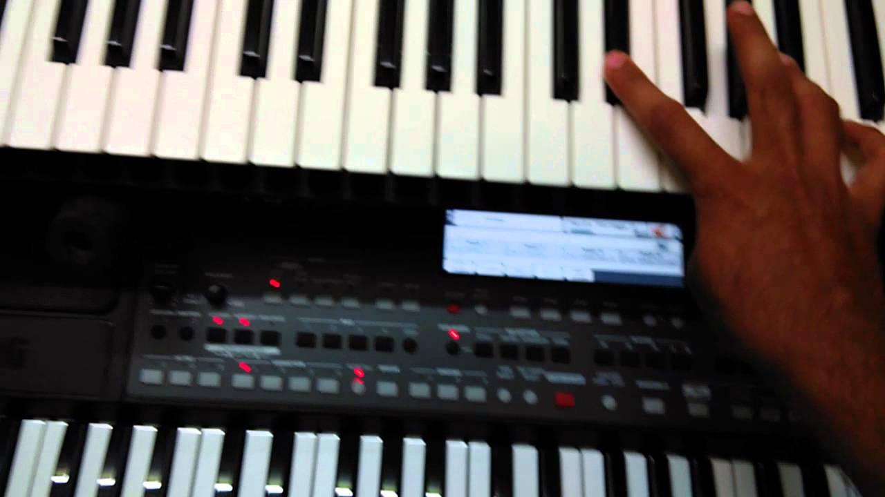 Roland Xps 10 16-layer function for make tones - RedonApp com