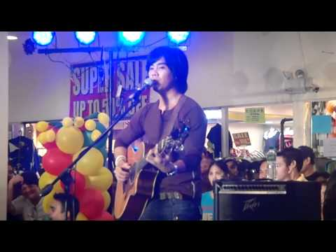 LET ME BE THE ONE BY JIMMY BONDOC @168 11 - 13-2010