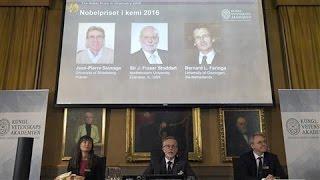 Nobel Prize in Chemistry Awarded for Molecular Machines