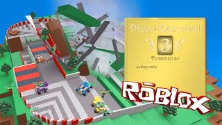 ROBLOX SURVIVE THE NATURAL DISASTER | SURPRISE BOX! | RADIOJH GAMES