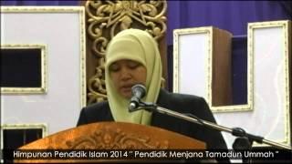 Himpunan Pendidik Islam – Cikgu Pn Normala Sudirman