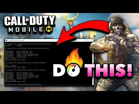 How To BOOST Call Of Duty Mobile 100% On A LOW-END Android Device! (No Lag Settings)