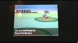 Ninetdo 3ds - Pokemon Black/White (Gameplay)