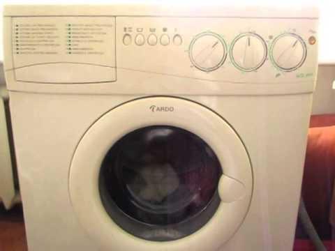 инструкция к стиральной машинке ardo wd1200x