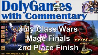 ➜ Wartune Gameplay - Mage Class Wars Finals  - July 2014 - 2nd Place Finish!