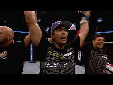 Лучшие нокауты в истории UFC часть 1