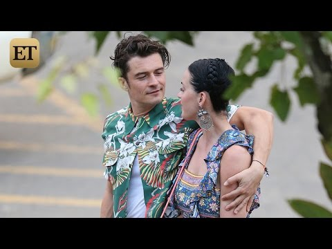 EXCLUSIVE PICS: Katy Perry and Shirtless Orlando Bloom on Romantic Vacation in Hawaii
