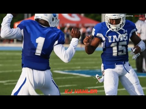 KAHLEE KJ HAMLER | IMG | THE HUMAN JOYSTICK | HIGHLIGHTS