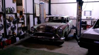 1954 buick special first ride!