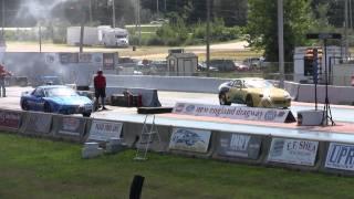 10 second twin turbo mitsubishi 3000gt vr4 drag race vs supra dave 10 58 131mph smurrf