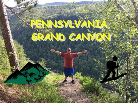 Pennsylvania Grand Canyon | Look Out Points | Wellsboro, Pa