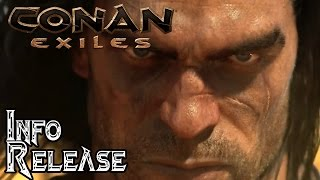 CONAN EXILES [Game Infos - Release Date - Gameplay - Let's Play - Deutsch - German] thumbnail
