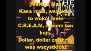 Wu Tang Clan - Cream  Tłumaczenie napisy PL