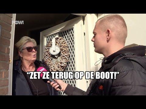 Illegalen terroriseren Rotterdammers
