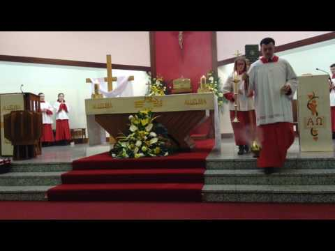 The Great Easter Vigil 2017