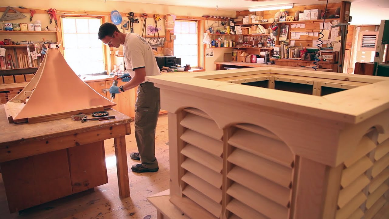 Crafting cupolas youtube for How to build cupola